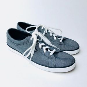 Keds NEW Champion Chambray Shoes Sneakers Sz 7.5